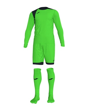 Joma Zamora IV Green (Set)